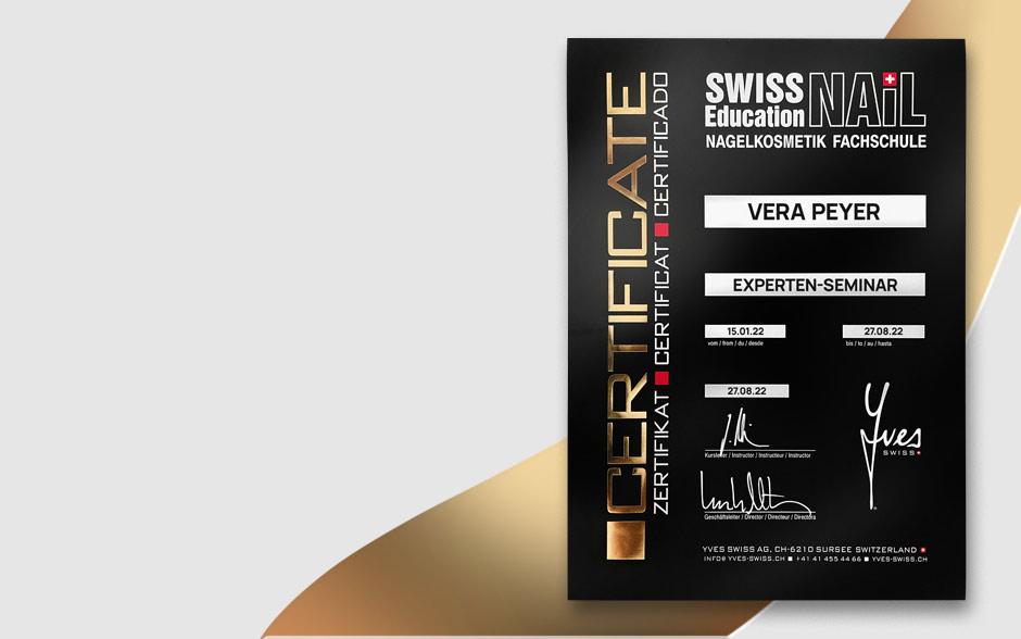 Yves Swiss AG | Nail-DesignerIn