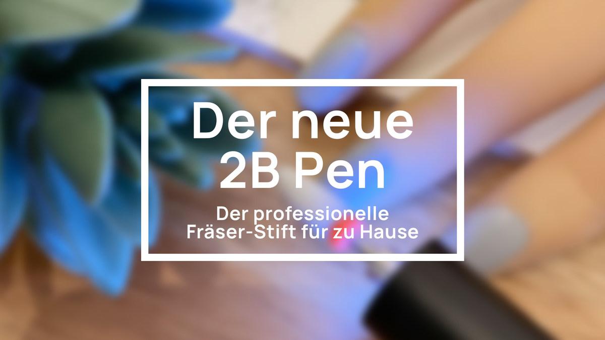 Yves Swiss AG | 2B Pen Black