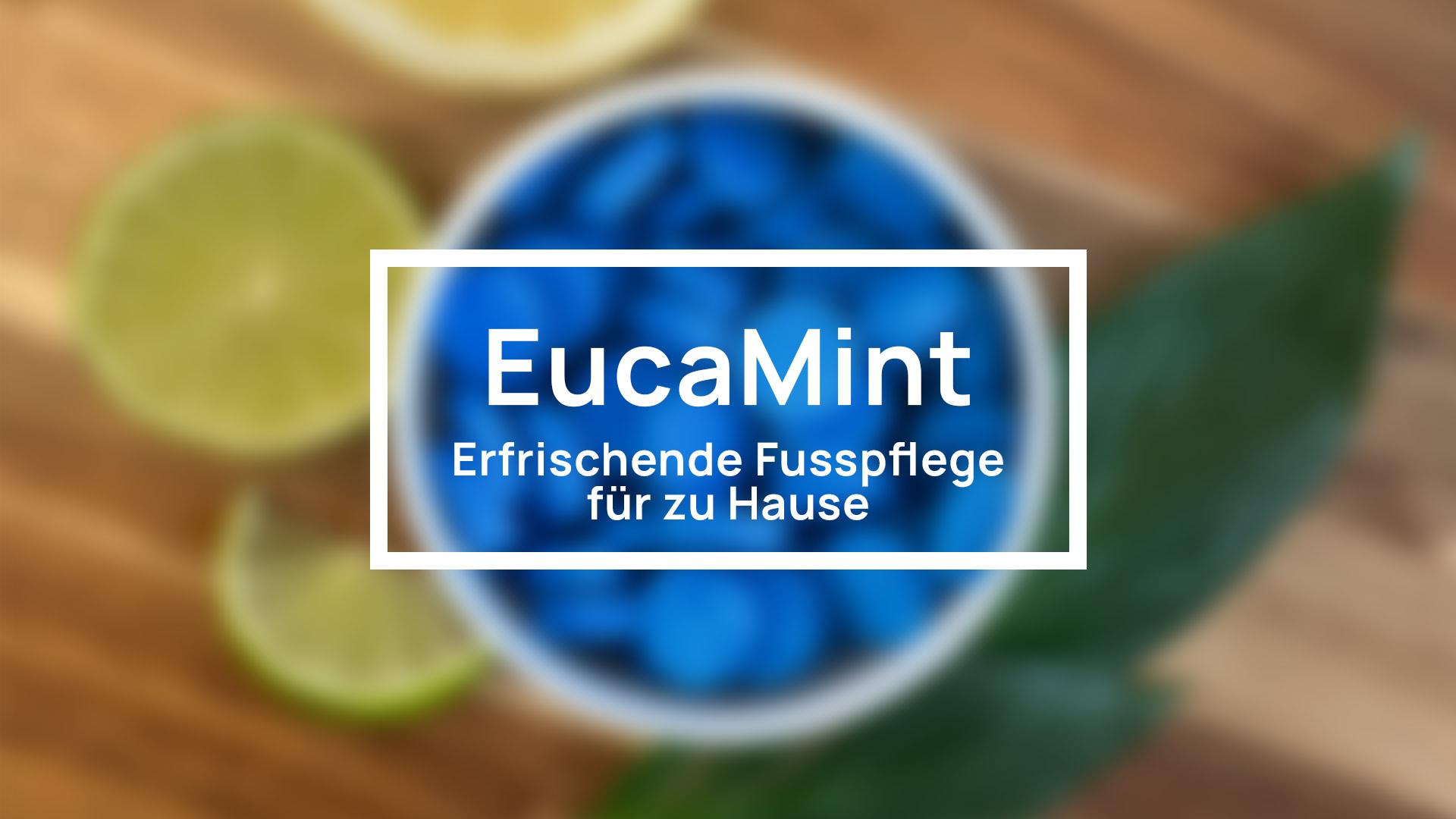 Yves Swiss AG | Eucamint - Fusspflege